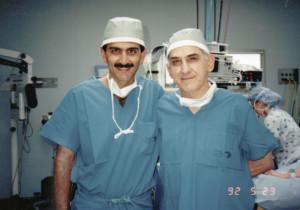 Rick Sr and Rick Jr