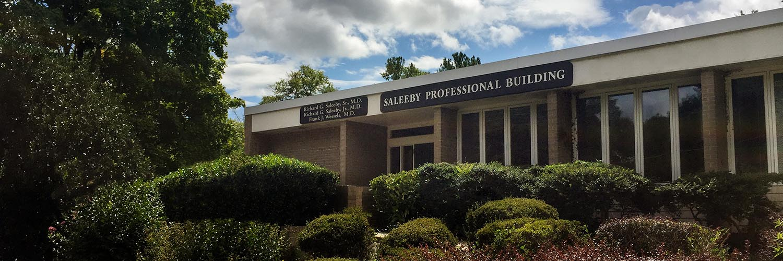 Saleeby-Building